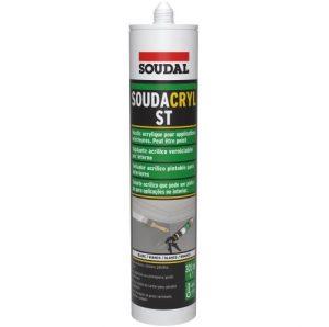 332303 Soudacryl ST soudal - Aurymat