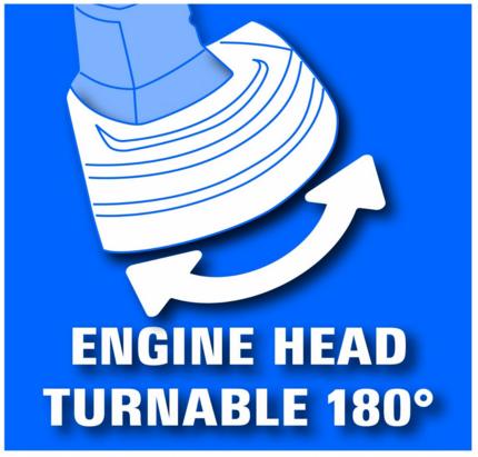 motor Aparador Relva BG-ET 3725