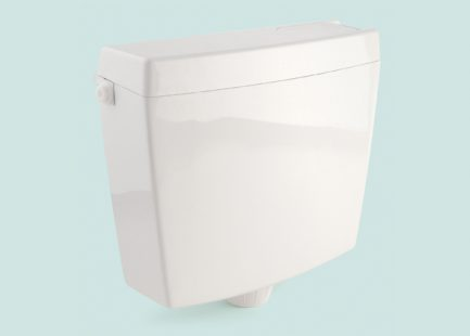 Autoclismo Aury Branco - casa de banho -Aurymat