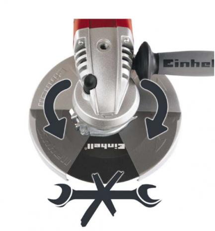 Rebarbadora 115 - TC-AG 115 - Einhell - Aurymat