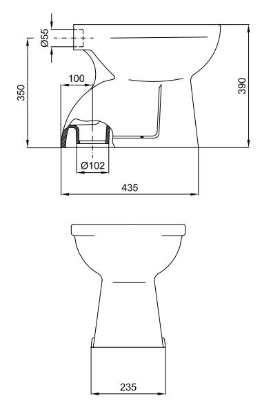 sanita munique chao simples DT