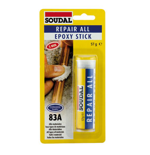 Cola Epoxy Stick 60gr - 83A - Aurymat