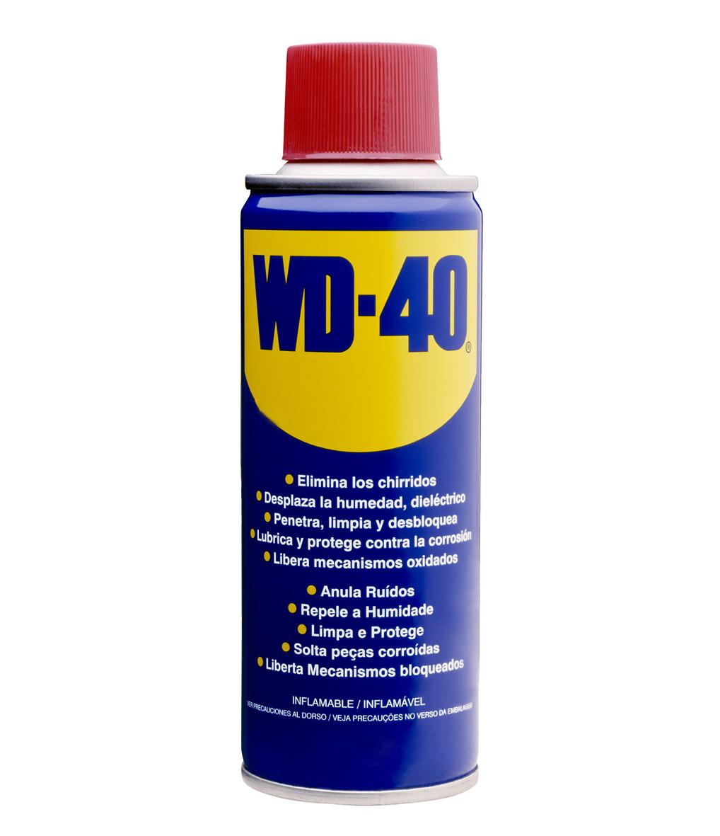 Sprays e lubrificantes