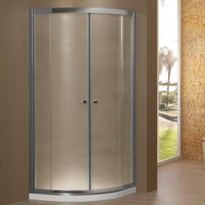 cabine de duche topazio semi circular