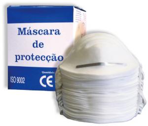 Caixa Máscaras Proteção (50 unidades) - Aurymat