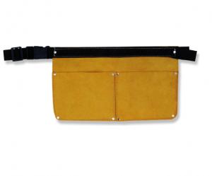 Bolsa Pele p/Ferragem Simples - 2 - Aurymat