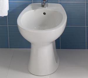 Bidé Munique 54cm Branco - Casa de banho - Aurymat