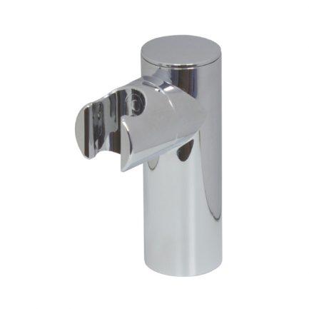 suporte de duche cromado -Aurymat