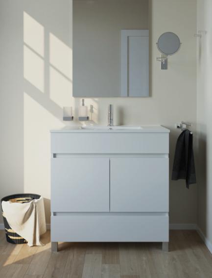 movel casa banho lavatorio mira - Aurymat