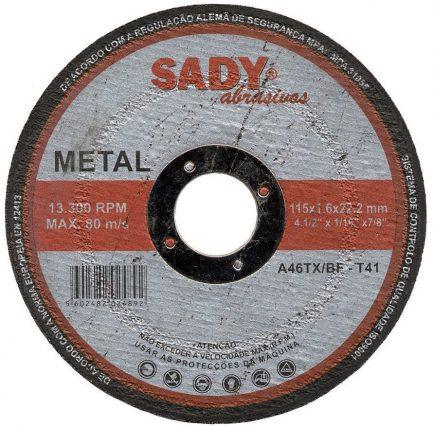 disco corte ferro - Aurymat