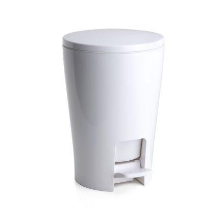 Balde casa de banho Diabolo branco - Aurymat