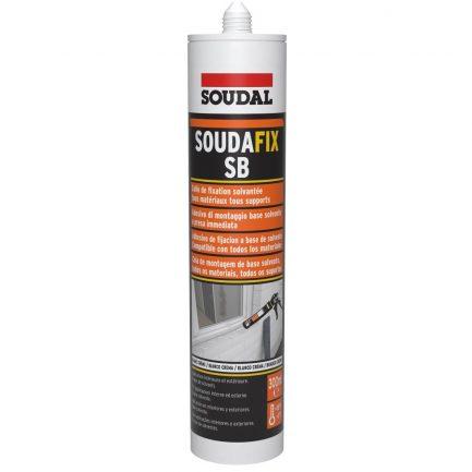 adesivo Soudafix SB soudal - Aurymat