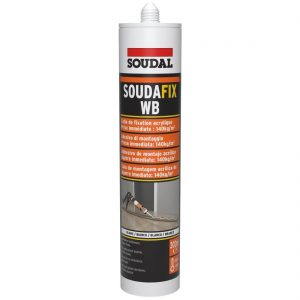 adesivo Soudafix wB soudal - Aurymat