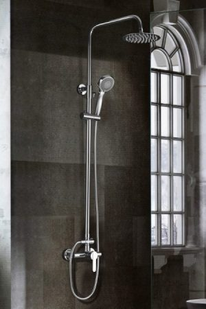 rampa de duche roma imex monocomando - Casas de banho - Aurymat