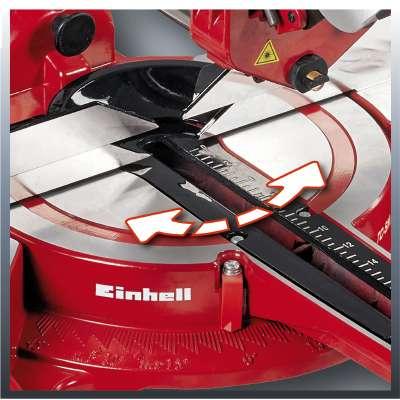 Serra de meia-esquadria TC-SM 2131 Dual einhell 2