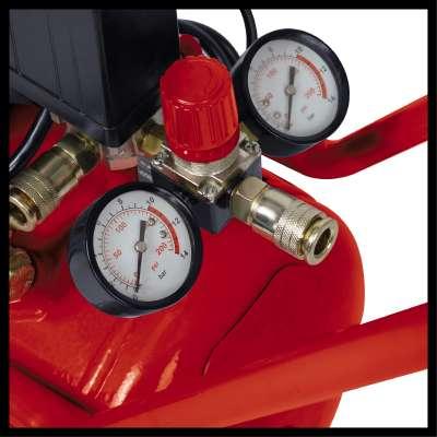 compressor 24 l TE-AC 270 24 10 einhell 1 - Aurymat