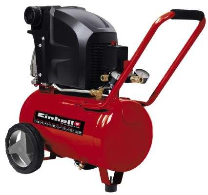 compressor 24 l TE-AC 270 24 10 einhell - Aurymat
