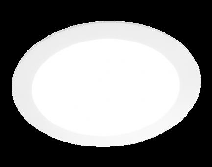 Downlight Led 6W Redondo Branco Neutro - Aurymat