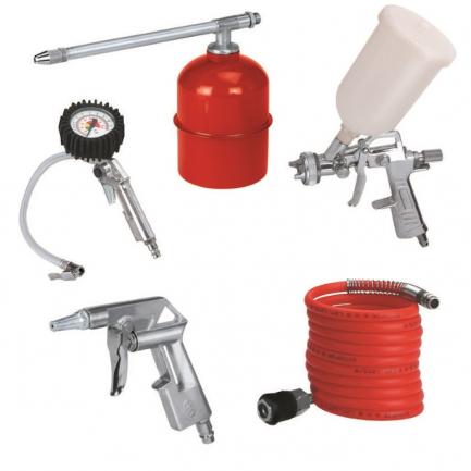 kit pintura compressor einhell 4132720 - Aurymat