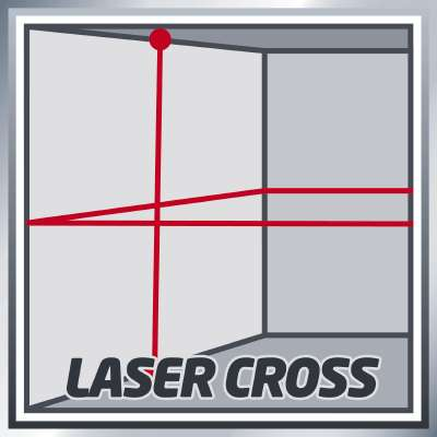 laser linhas cruzadas te-ll 360 einhell 2