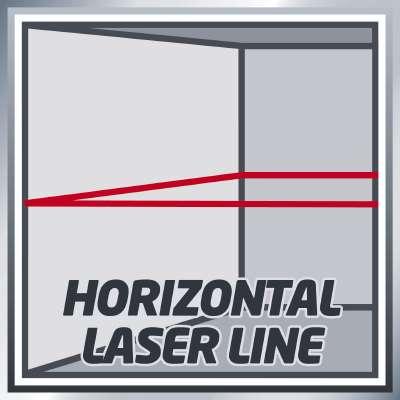 laser linhas cruzadas te-ll 360 einhell 3