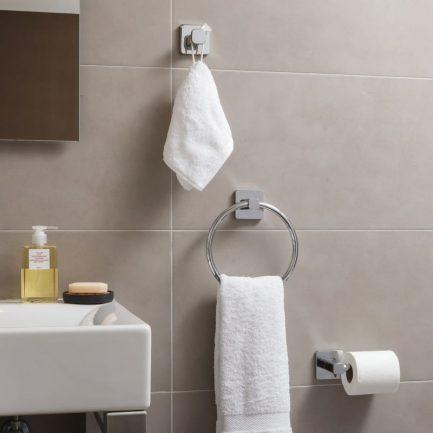 toalheiros kalo cromado tatay - Aurymat