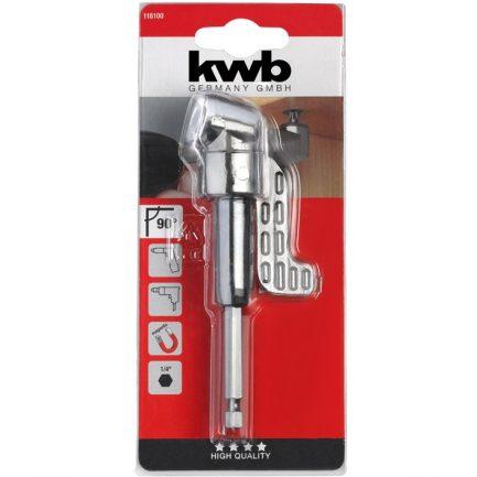 Suporte angular pontas kwb 1 - Aurymat
