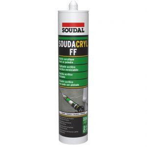 327226 selante Soudacryl FF soudal - Aurymat