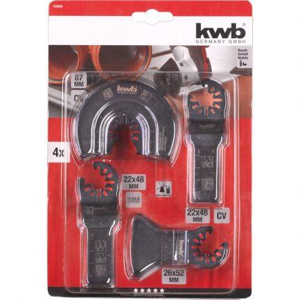 jogo 4 peças multiferramentas 708800 kwb 1 - Aurymat