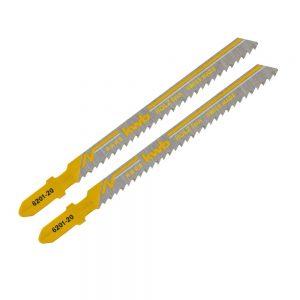2 lâminas T 77mm madeira corte fino - Aurymat