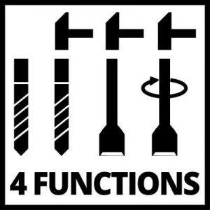 funções do martelo einhell te-rh 26 1 - Aurymat