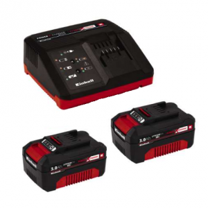 starter kit - Eihnell - baterias e carregador - Aurymat