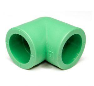 joelho 90 ppr verde - Aurymat
