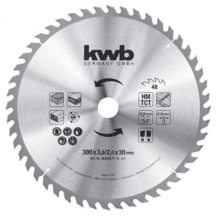 disco serra 300 kwb - Aurymat