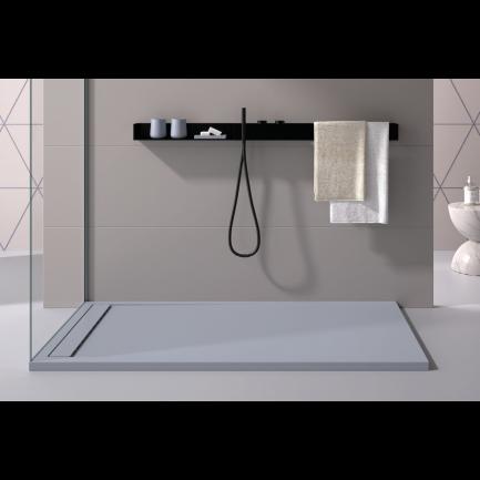 Base Duche Smart Cizento - Casa de Banho - Aurymat