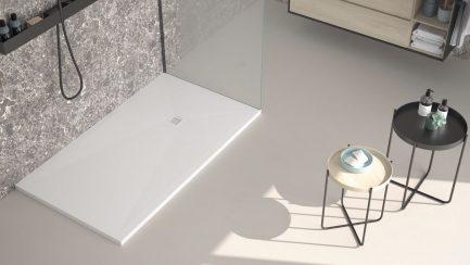 Base de duche PLUS branca - Casa de banho - Aurymat