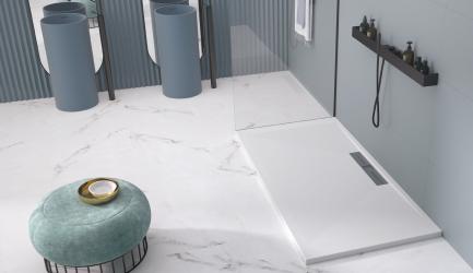 Base de duche Side branca - Casa de banho - Aurymat