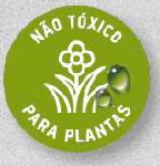 Solução anti-fungos não tóxico para plantas