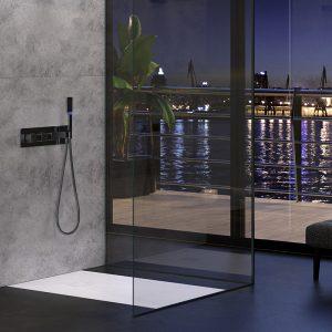 base duche Hidden branca 2 - Casa de Banho - Aurymat