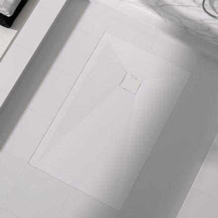 base duche Hidden branca - Casa de Banho - Aurymat