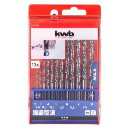 brocas para metal 13 kwb 424140 1