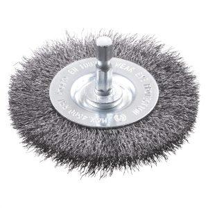escova aço circular kwb 607430