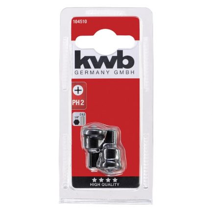 ponta bit topo profundidade kwb 104510 2