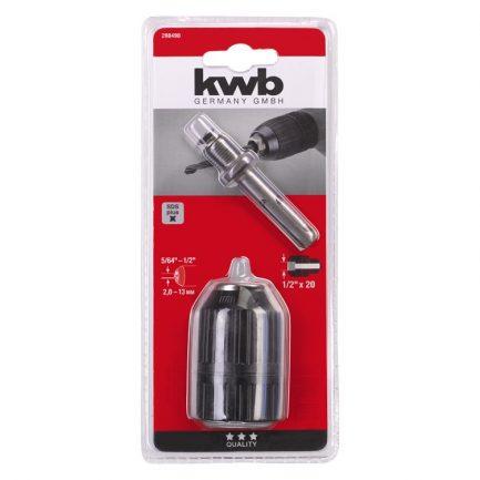 porta brocas sds kwb 298490 1