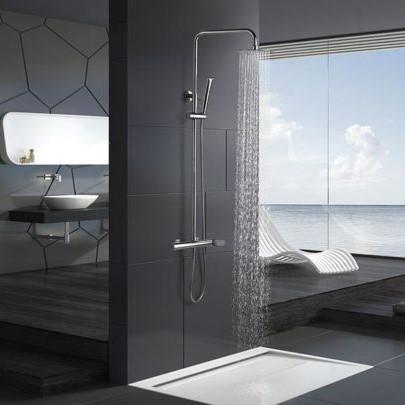 Rampa duche com torneira Dinamarca - wc - aurymat 2