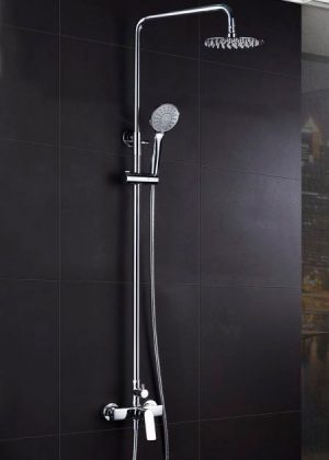 Rampa duche com torneira Luxor - wc - Aurymat