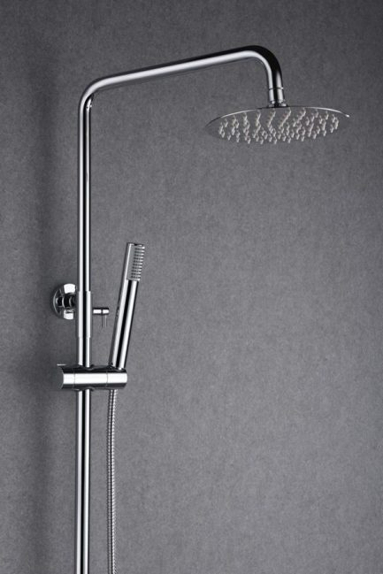 Rampa duche com torneira Milos - wc - Aurymat 5