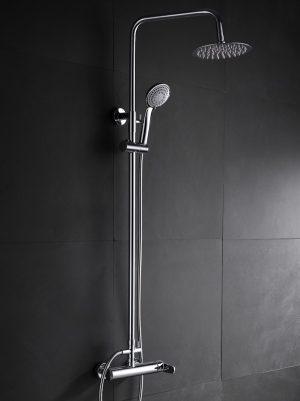 Rampa duche com torneira Paris wc aurymat