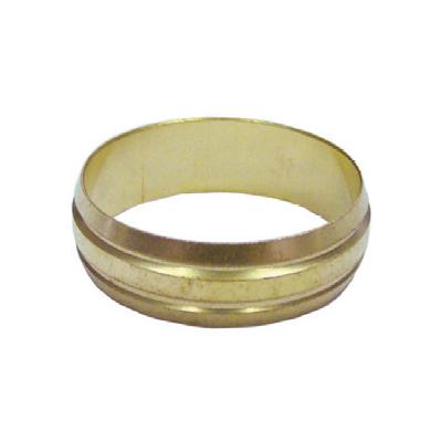 anilha bicone tubo inox