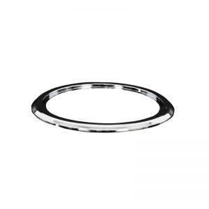 aro para tampa de sifão espelho cromado 90 110 125